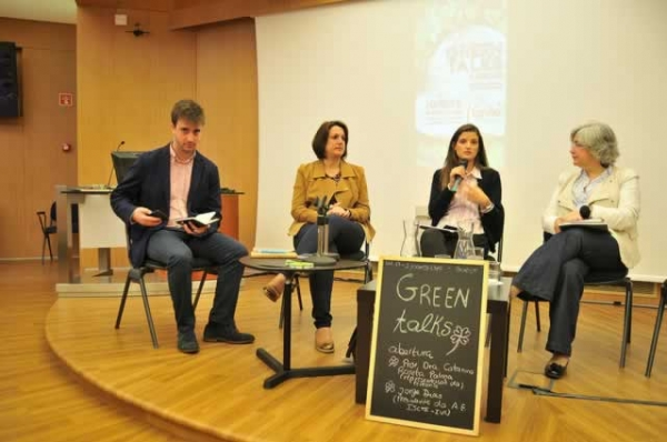 ORSIES na 3ª Green Talks